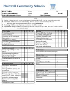 001 Homeschool Report Card Template Free Top Ideas High with Homeschool Middle School Report Card Template
