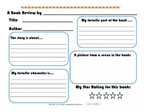 001 Template Ideas Free Book Report Templates Impressive For in First Grade Book Report Template