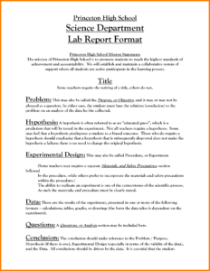 001 Template Ideas Lab Report Middle Unforgettable School intended for Lab Report Template Middle School