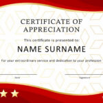 001 Years Of Service Certificate Template Ideas Best In Best Employee Award Certificate Templates