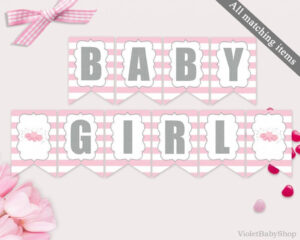 002 Baby Shower Banner Template Diy In Formidable Ideas within Diy Baby Shower Banner Template