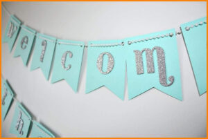 002 Baby Shower Banner Templates Template Ideas Diy intended for Baby Shower Banner Template