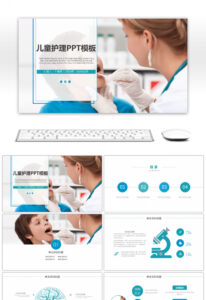 002 Free Nursing Powerpoint Templates Template Ideas intended for Free Nursing Powerpoint Templates