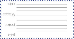 002 Template For Luggage Tag Ideas Unique Word Printable with regard to Blank Luggage Tag Template