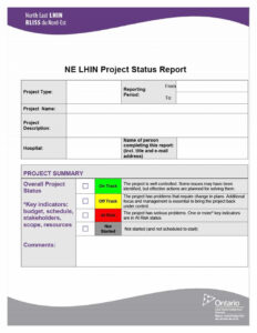 002 Template Ideas Project Status Report Excel Ic Weekly for Project Status Report Template Excel Download Filetype Xls