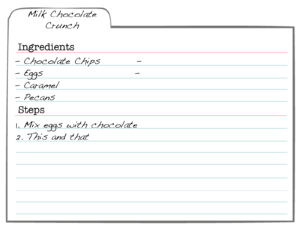 002 Template Ideas Recipecardindex Recipe Templates For intended for Word Template For 3X5 Index Cards