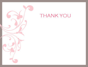 002 Thank You Note Template Free Card Os6Ro2K3 Imposing with regard to Thank You Note Cards Template