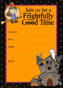 003 Template Ideas Free Halloween Party Invitation Shocking with regard to Free Halloween Templates For Word