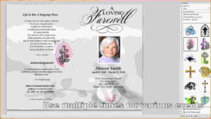 003 Template Ideas Memorial Card Free Download Funeral pertaining to Memorial Card Template Word