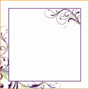 003 Template Ideas Party Invitations Word Christmas with regard to Blank Templates For Invitations