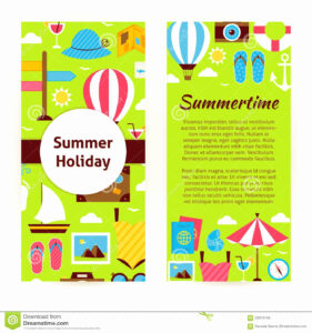 004 Free Summer Camp Flyer Template Ideas Beautiful Brochure for Summer Camp Brochure Template Free Download