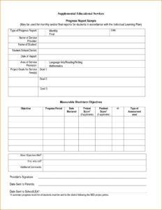 004 Homeschool Report Cardplate New Middle School Cool pertaining to School Progress Report Template