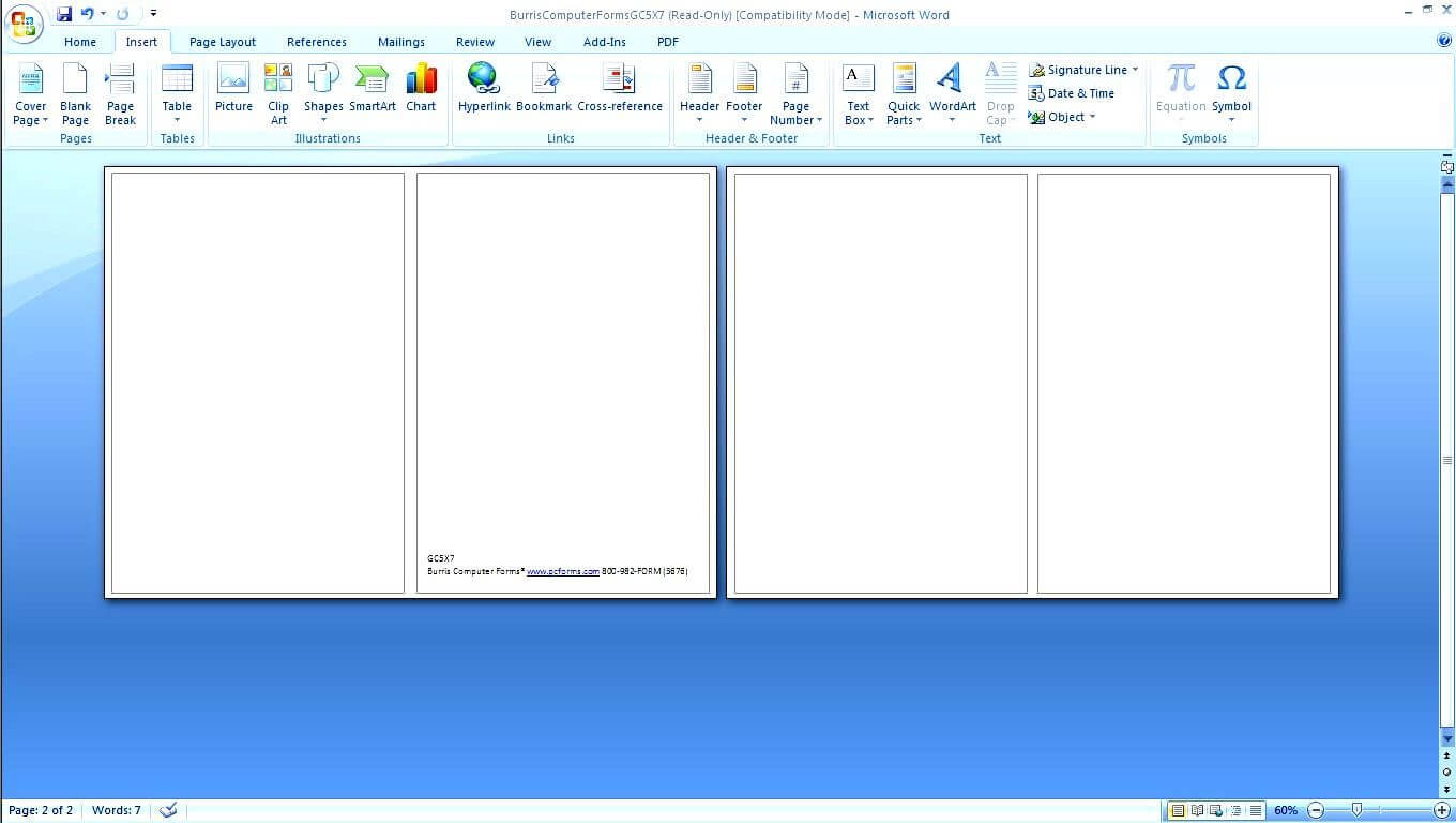 004 Template Ideas Card Blank Half Fold Greeting Microsoft Inside Microsoft Word Birthday Card Template