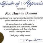004 Template Ideas Certificates Of Appreciation Templates Within Certificate Of Appreciation Template Doc
