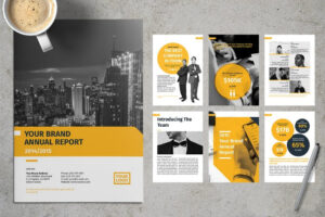 005 Annual Report Template Word Ideas Modern Fearsome Free Throughout Annual Report Template Word Free Download