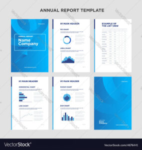 005 Annual Report Template Word Ideas Modern Fearsome Free with regard to Hr Annual Report Template