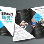 005 Bi Fold Brochure Template Free Ideas Bifold Design With Two Fold Brochure Template Psd