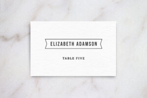 005 Melanie Placecards in Place Card Template Free 6 Per Page