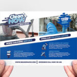 005 Template Ideas Cleaning Service Flyer Beautiful Free For Cleaning Brochure Templates Free