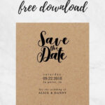005 Template Ideas Save The Date Templates Word Precious With Save The Date Templates Word