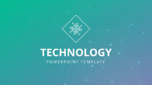 005 Template Ideas Technology Power Point Powerpoint6X9 intended for High Tech Powerpoint Template