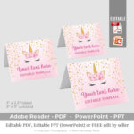006 Free Printable Wedding Place Card Template 200690 With Place Card Template Free 6 Per Page