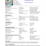 006 Musical Theater Resume Template Yun56Co Theatre Regarding Theatrical Resume Template Word