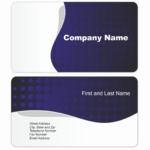 007 Blank Business Cards Templates Elegant Card Template Psd With Blank Business Card Template Photoshop