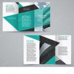 007 Double Sided Brochure Template Depositphotos 108816286 Inside Double Sided Tri Fold Brochure Template