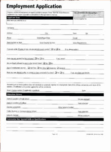 007 Employment Application Template Microsoft Word Ideas Job with Employment Application Template Microsoft Word