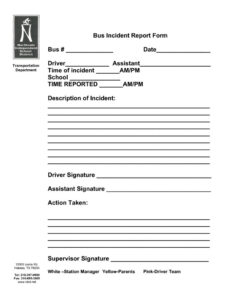 007 Template Ideas Accident Reporting Form Templates Report for School Incident Report Template