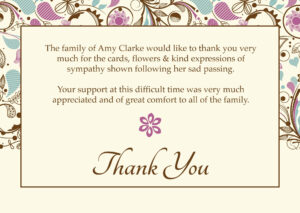 008 Template Ideas Free Thank You Shocking Card Funeral in Thank You Card Template Word