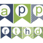 008 Template Ideas Happy Birthday Phenomenal Sign Templates Throughout Free Happy Birthday Banner Templates Download