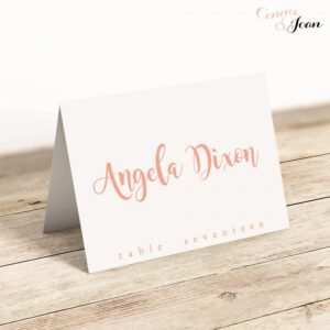 008 Wedding Name Card Template Ideas Printable Folded Place pertaining to Printable Escort Cards Template