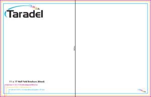 009 11X17 Half Fold Brochure Template Card Word Unusual with regard to Half Fold Card Template