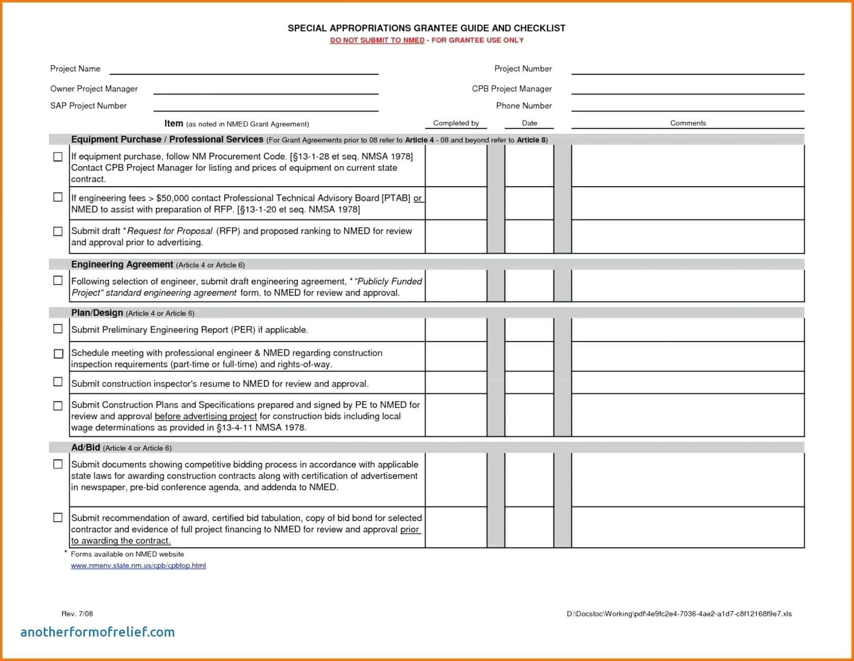 009 Checklist For Project Management Plan Ohs Monthly Report Inside Ohs Monthly Report Template