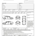 010 Template Ideas Vehicle Condition Report Inspection Throughout Truck Condition Report Template
