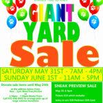 010 Yard Sale Flyer Template Free Ideas Word Beautiful Regarding Garage Sale Flyer Template Word