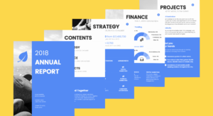 011 Free Non Profit Annual Report Template And Customizable with Non Profit Annual Report Template
