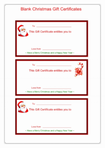 011 Spa Giftmplates Free Printable For Kids Template Ideas intended for Kids Gift Certificate Template