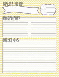 012 Editable Recipe Card Template Ideas Fillable For Word Throughout Fillable Recipe Card Template