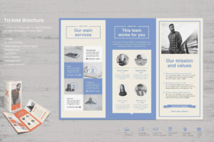 012 Education Brochure Templates For Word Great Free Tri with Office Word Brochure Template