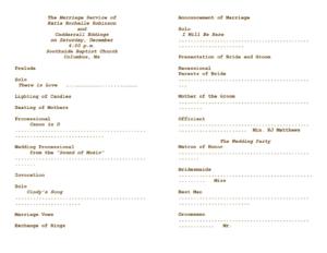 012 Free Printable Church Program Templates Event Template pertaining to Church Program Templates Word