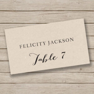 012 Free Wedding Place Card Template Printable Escort Tent inside Free Place Card Templates 6 Per Page