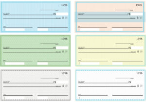 012 Plans Blank Check Vector Pack Word Awful Template Plan intended for Blank Check Templates For Microsoft Word