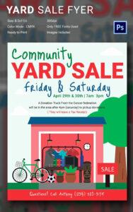 012 Template Ideas Yard Sale Flyer Word Best Of Templates Pertaining To Yard Sale Flyer Template Word