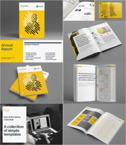 013 Free Annual Report Template Indesign Non Profit pertaining to Free Annual Report Template Indesign