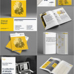 013 Free Annual Report Template Indesign Non Profit Regarding Free Indesign Report Templates