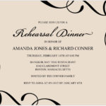 014 Free Dinner Invitation Templates For Word Template with regard to Free Dinner Invitation Templates For Word