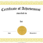 014 Recognition Certificate Template Free Ideas Award For Best Teacher Certificate Templates Free